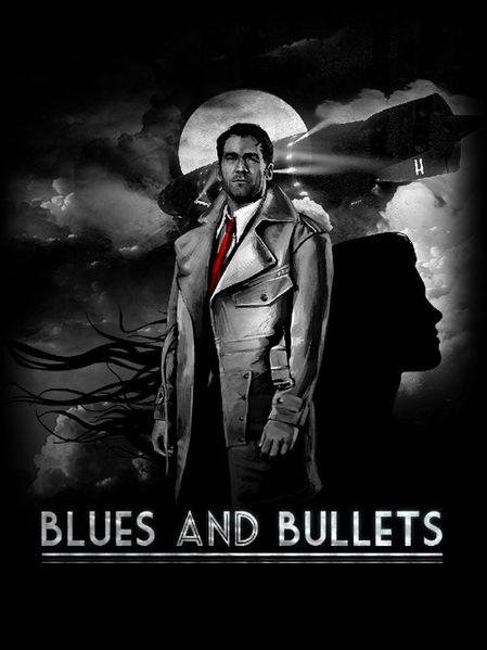 Blue and Bullets cover art