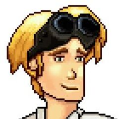 Duncan's second YouTube avatar.