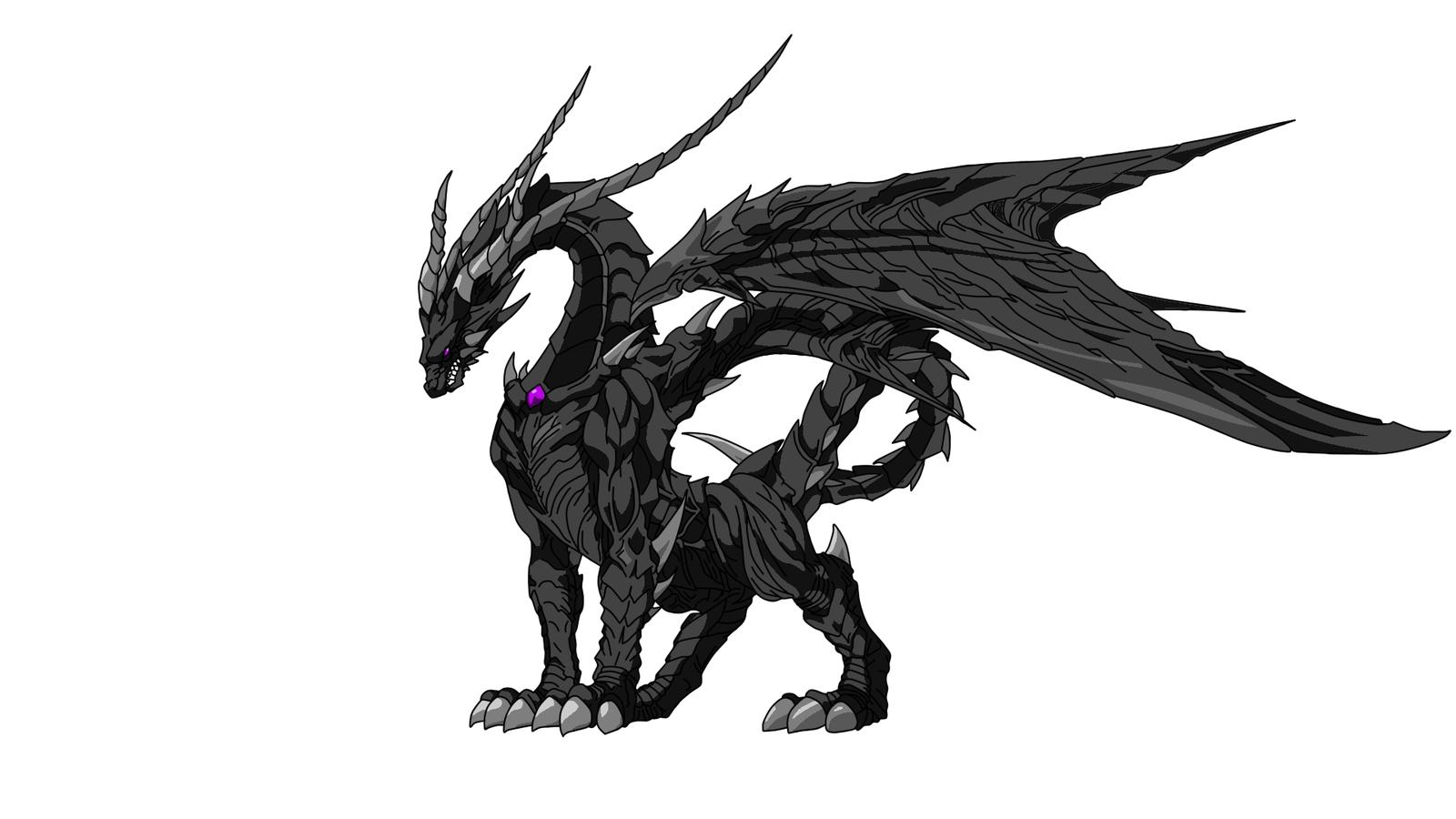 Image - The ender dragon by hvitved-d5ynq3j.png  Yogscast ...