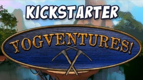 Yogventures! The Yogscast Game - Kickstarter Video
