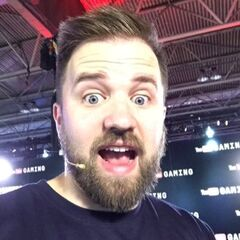 Mark's current Twitter avatar.