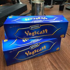 Custom Yogscast Jaffa Cakes made by McVitie's