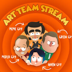 |Art Team Stream, shown on December 21