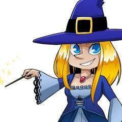 Hannah's former Twitter avatar.