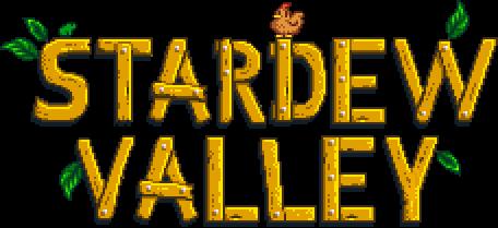 Logo of Stardew Valley