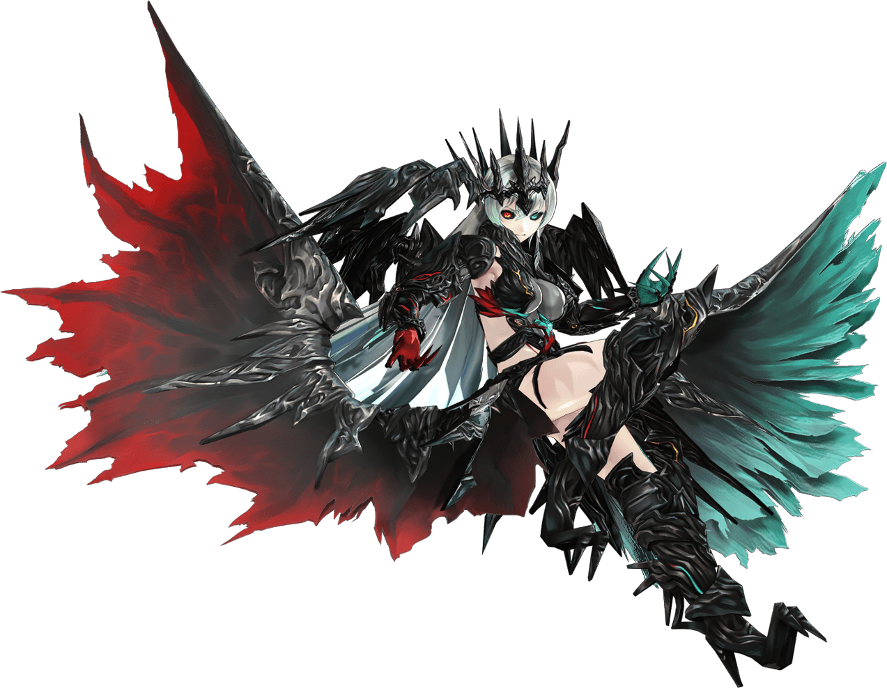 Nightmare Form | Nights of Azure Wiki | FANDOM powered by Wikia