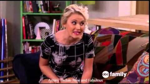 Ashley Tisdale - Young & Hungry season two (2) new promotional video