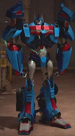Ultra Magnus Young Transformer Justice Prime Wiki