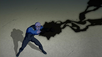 Black Lightning's powers