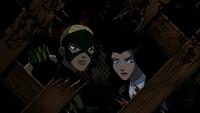 Artemis and Zatanna