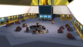 The Team in the Hall of Justice library.png