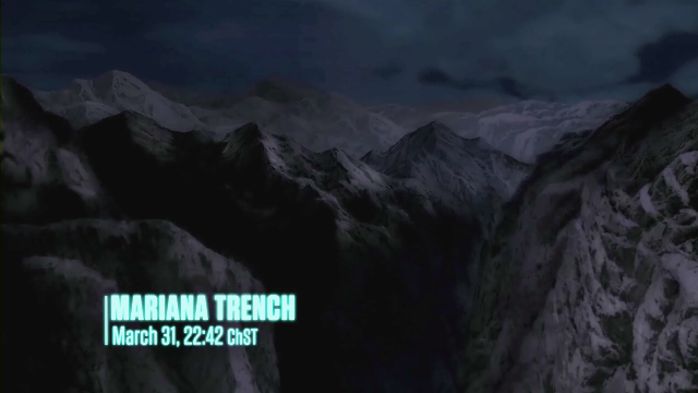 Young Justice Season 3 Nightwing Mariana Trench | Young...