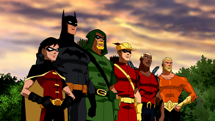 The Team   Young Justice Wiki   Fandom powered by Wikia