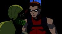 Red Arrow warns Artemis