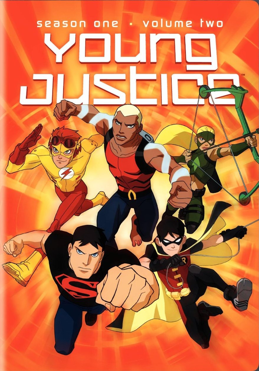Season One, Volume Two   Young Justice Wiki   Fandom ...