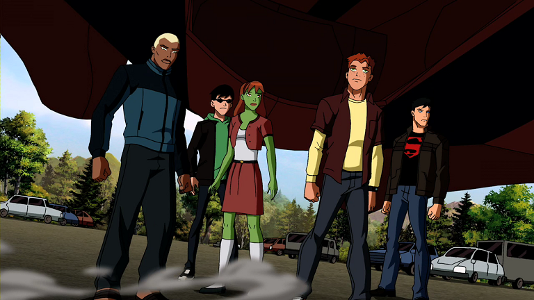 quotwelcome to happy harborquot young justice wiki fandom