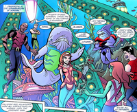 Atlantean diversity