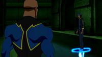 Black Lightning and Virgil