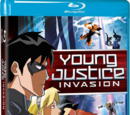Young Justice: Invasion (Blu-ray)