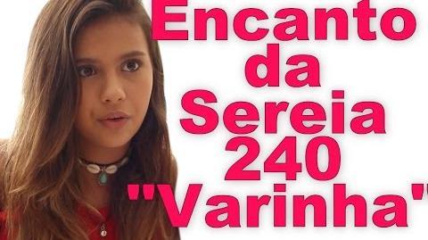 """Encanto da Sereia 240 """"Varinha"""""""