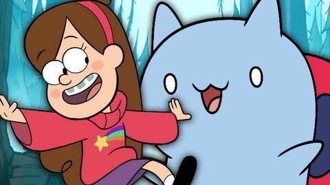 Catbug vs Mabel Pines - Epic Rap Battles of Cartoons 11
