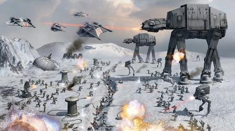 Men of War Assault Squad 2- Star Wars Mod~ Battle of Hoth (Live Stream 2 7 16)