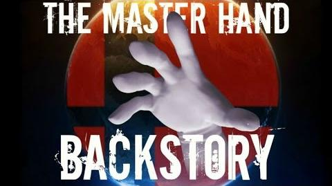 The Master Hand Backstory