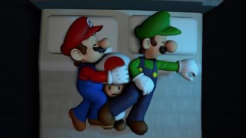Mario & Luigi Sleepover
