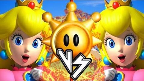 Super Mario Sunshine Versus Part 1