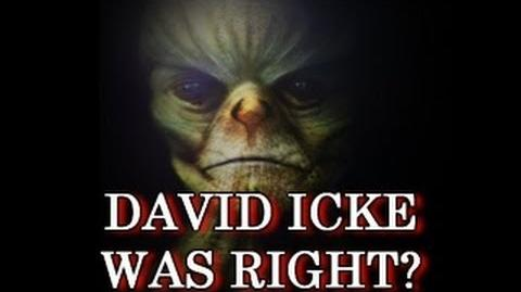 Scientific Proof David Icke Was Right About the Reptilians?