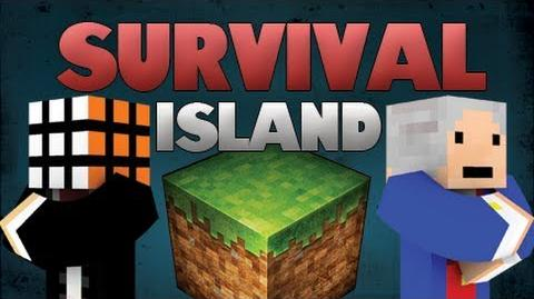 Minecraft Survival Island - Episode 1