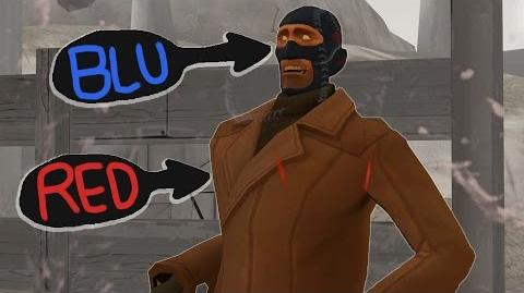 TF2 Not Our Spy