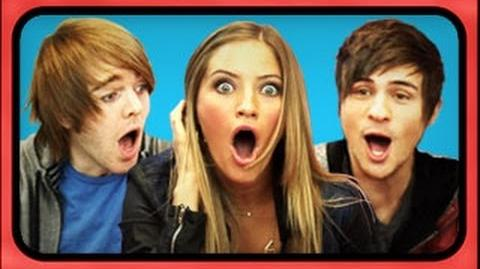 YouTubers React to Viral Videos Ep. 1 (Gangnam Style, Evolution of Dance, Catch the Ice Dude)