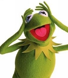 Translation of Kermit the frog in English