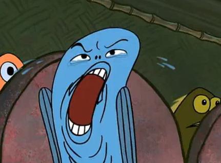 spongebob squarepants s 2 e 2 something smells bossy boots