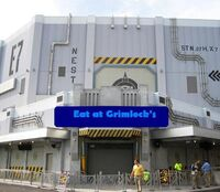 Eat at Grimlock's
