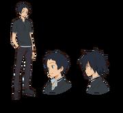 Wiki - Akiina Character Art