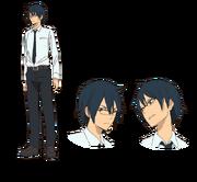 Wiki - Kyousuke Character Art