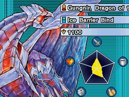 Gungnir, Dragon of the Ice BarrierWC10