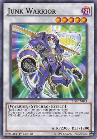 card tipsjunk warrior yugioh fandom powered by wikia