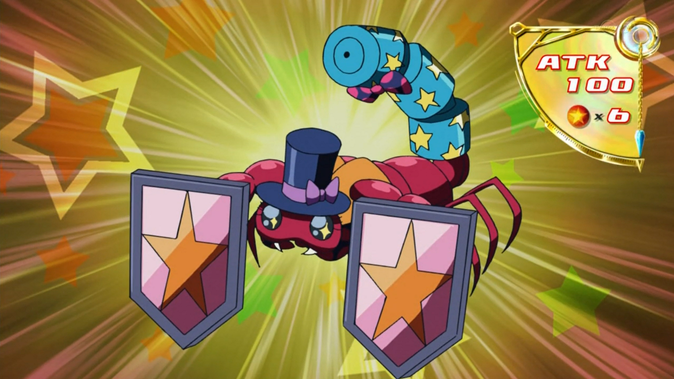 Performapal Kaleidoscorp  Anime