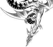 Slifer the Sky Dragon - manga character