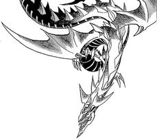 Slifer the Sky Dragon - manga character