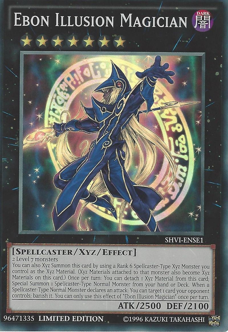 Ebon Illusion Magician Yu Gi Oh Fandom Powered By Wikia