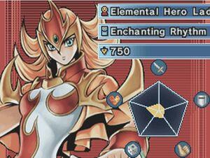 ElementalHEROLadyHeat-WC08