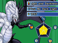 Light and Darkness Dragon-WC09