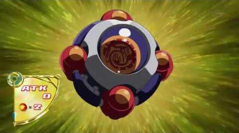Spirit Tech Force - Pendulum Governor + Spirit Crystal - Salamander Core