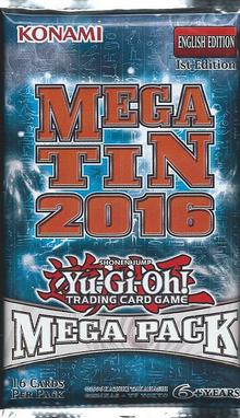 2016 Mega-Tin Mega Pack