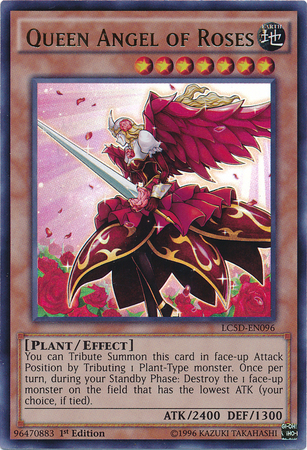 Card Tips:Queen Angel of Roses | Yu-Gi-Oh! | FANDOM