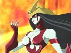 Elemental Hero Burstinatrix (character)